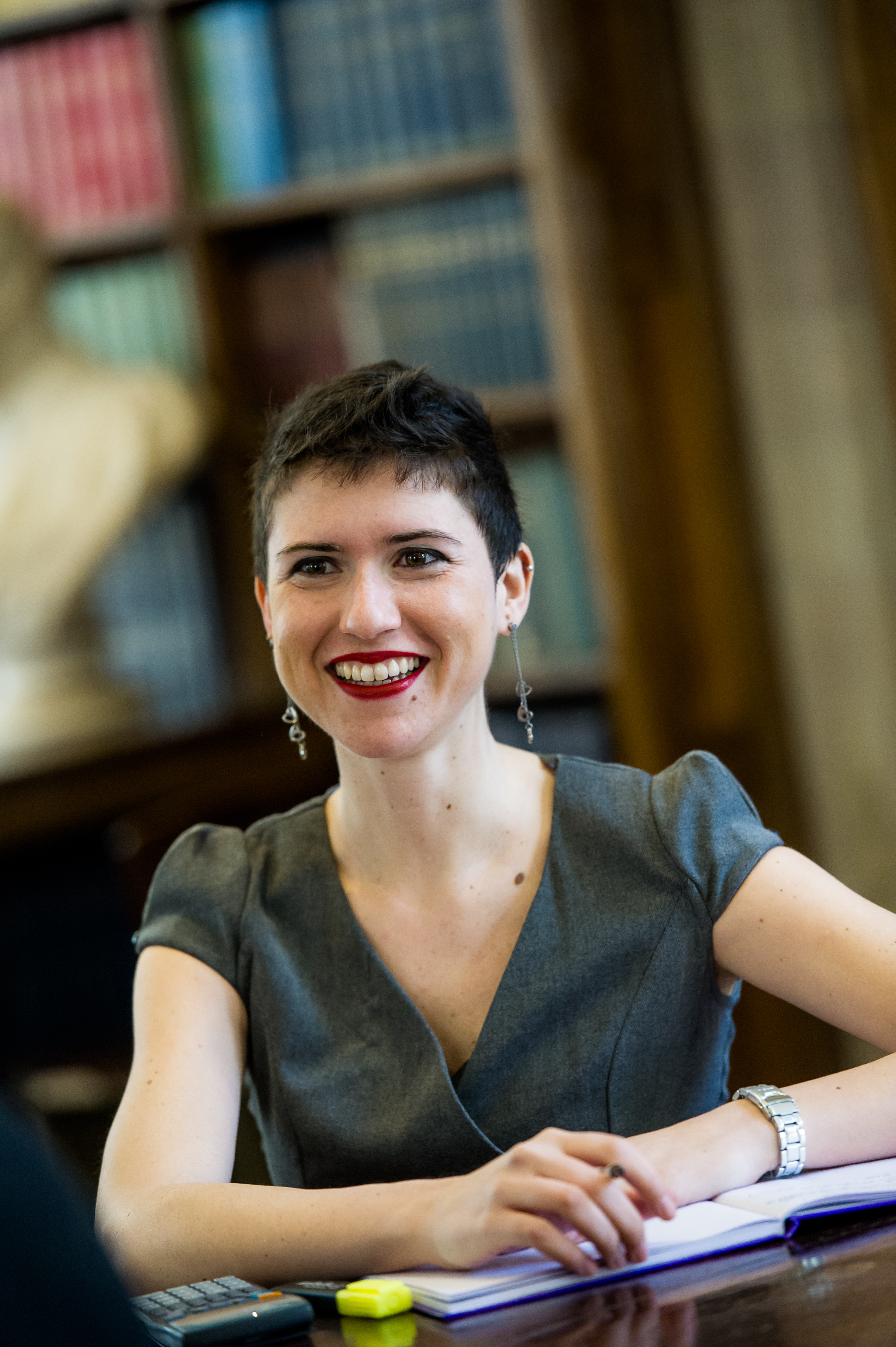 Stefania Miravalle Associazione Alumni Del Collegio Einaudi