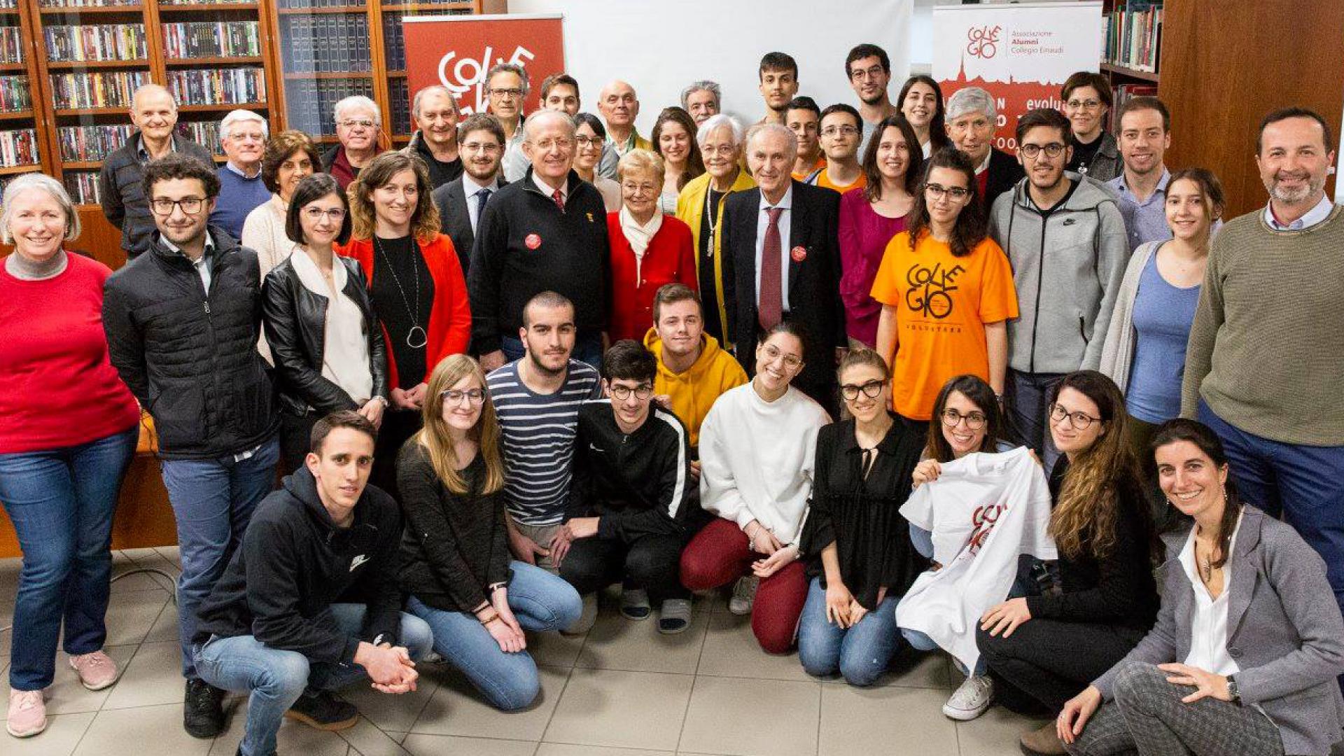 Einaudi Alumni