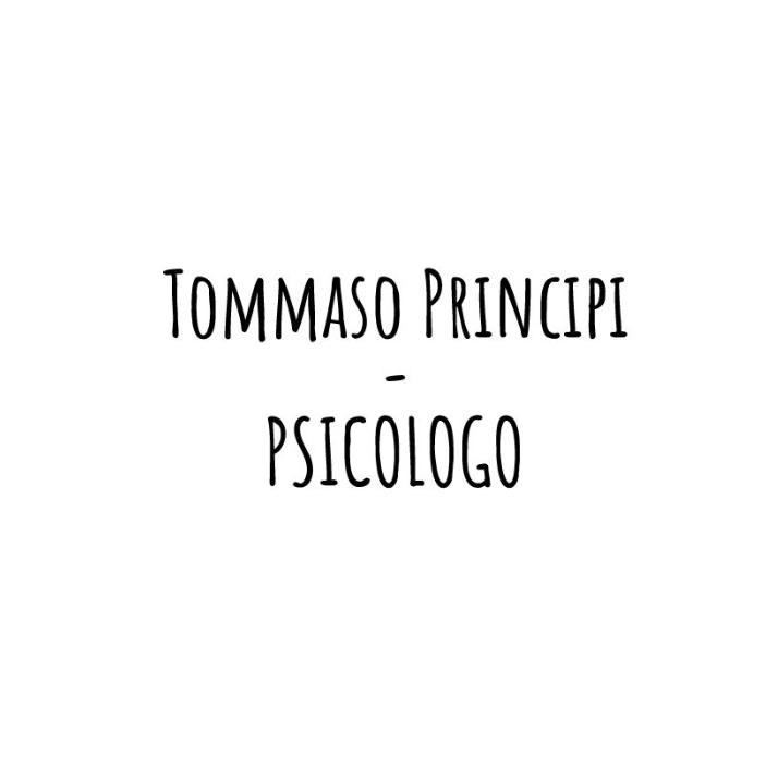 tommaso principi psicologo